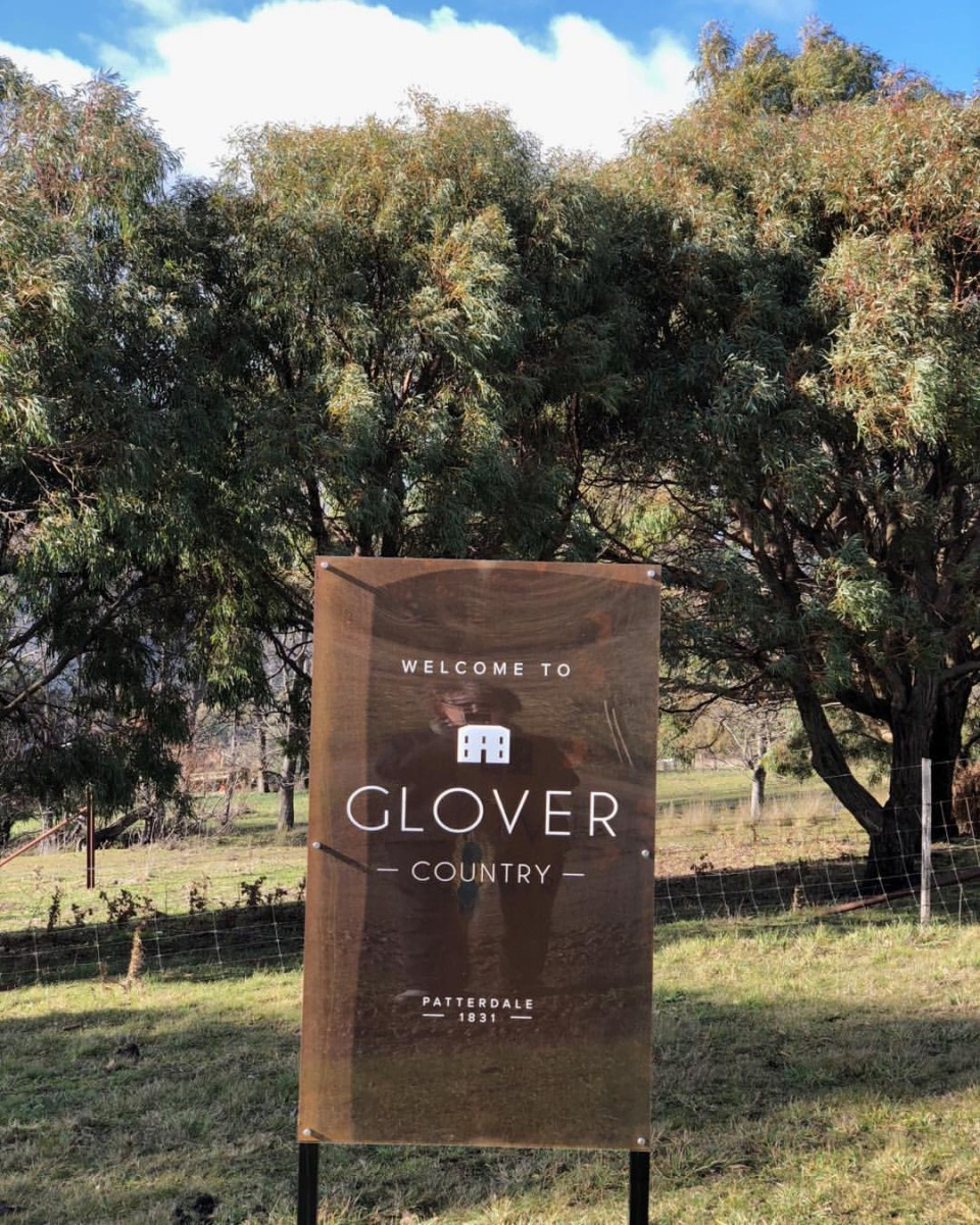Glover Country Self-Guided Walk